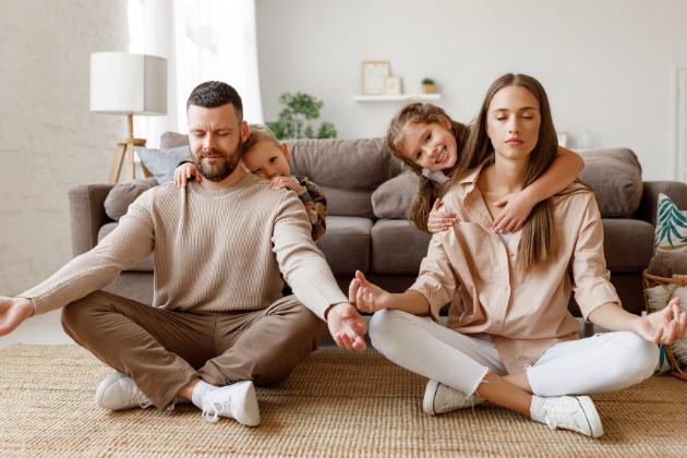 happy company burnout parental